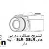 نمایش عملکرد داخلی دوربین های DSLR آینه دار