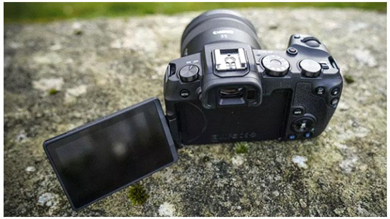 نمایشگر دوربین EOS RP