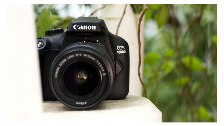 دوربین عکاسی canon eos 4000D