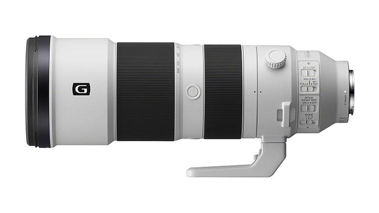 لنز زوم سونی FE 200-600