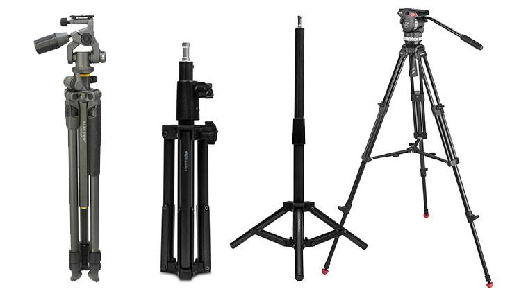 سه پایه عکاسی و فیلمبرداری